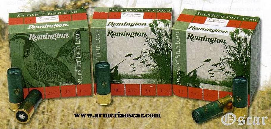 CARTUCHOS REMINGTON