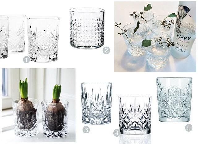 Krystalglas ikea