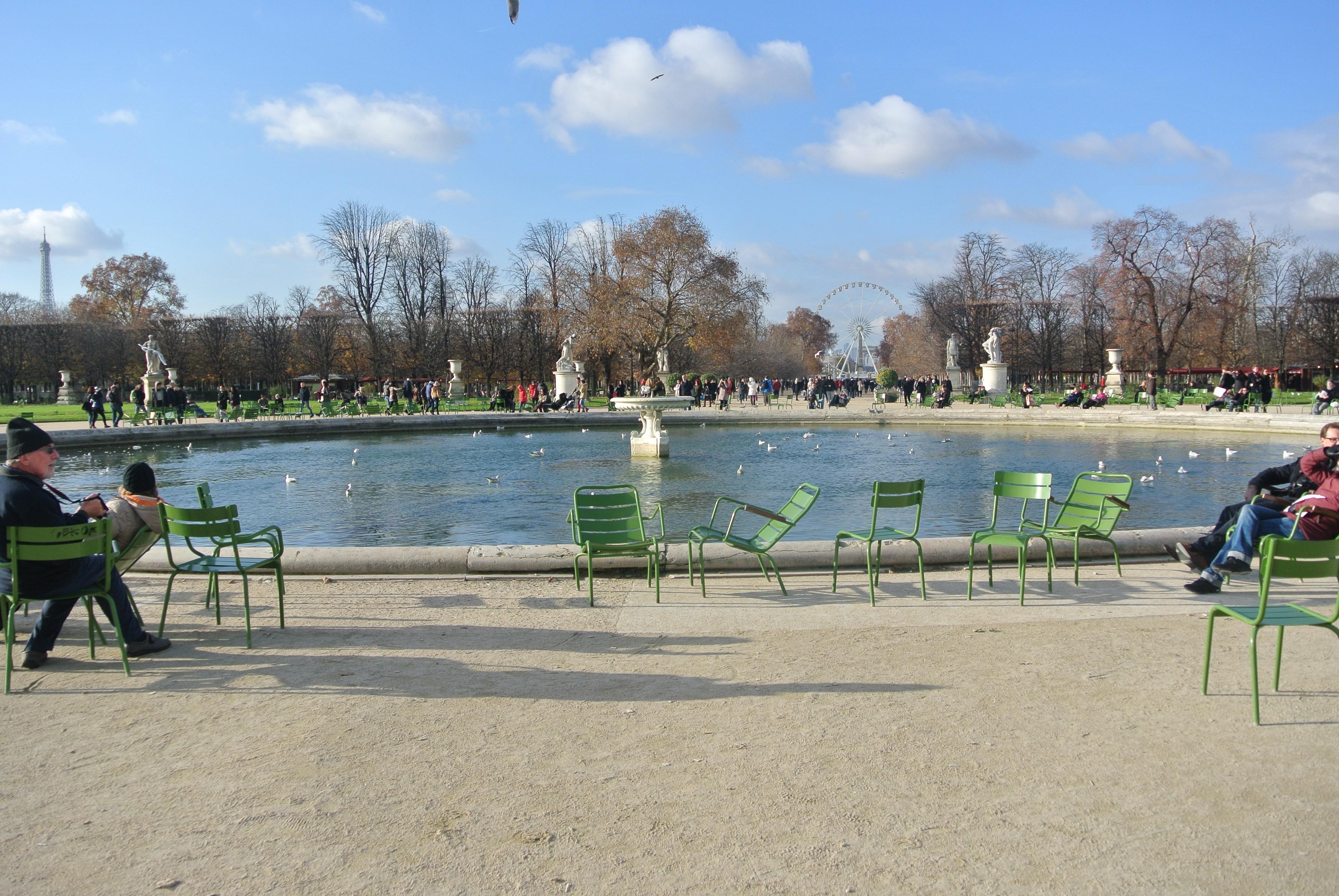 Tuileries, Paris | Todd's Travels Travel Blog