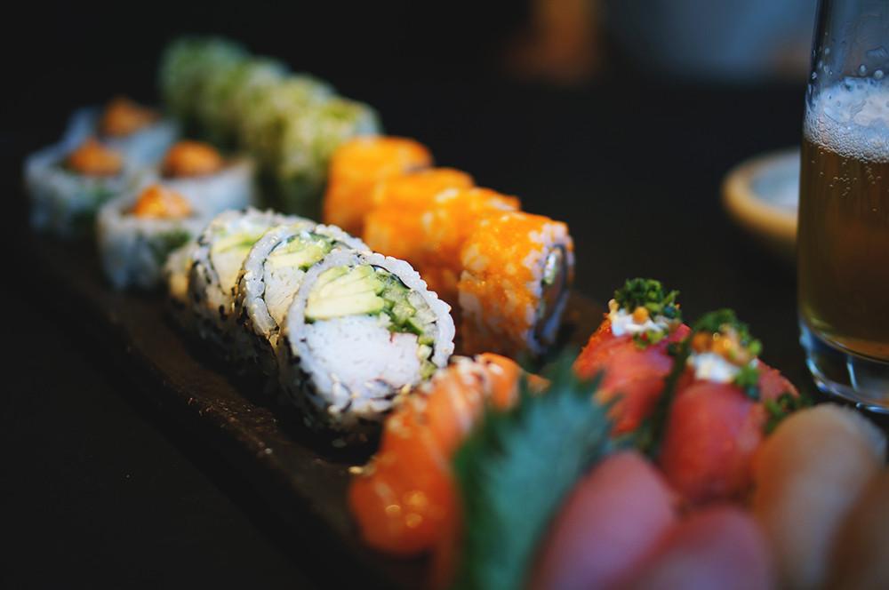 sashimi sushi århus