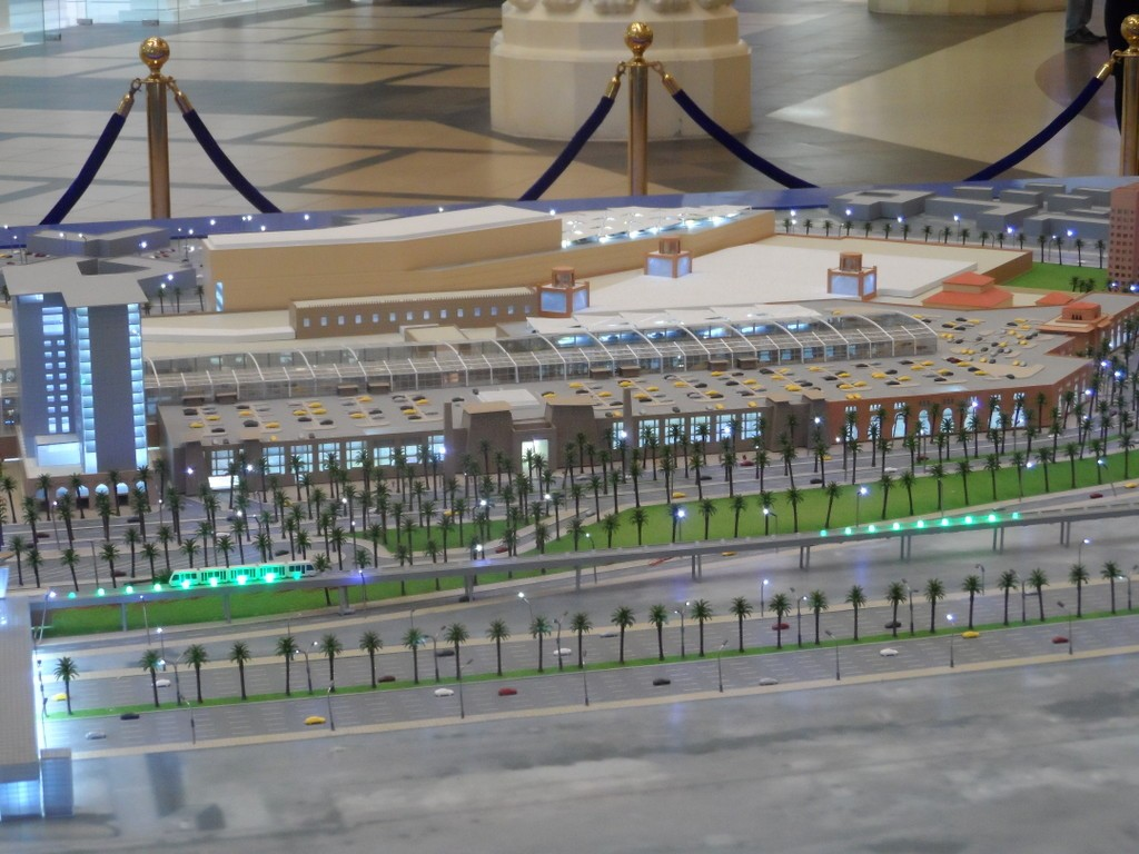 Project ibn batutta mall expansion the gardens skyscrapercity model of expansion on display in ibn batutta mall sciox Choice Image