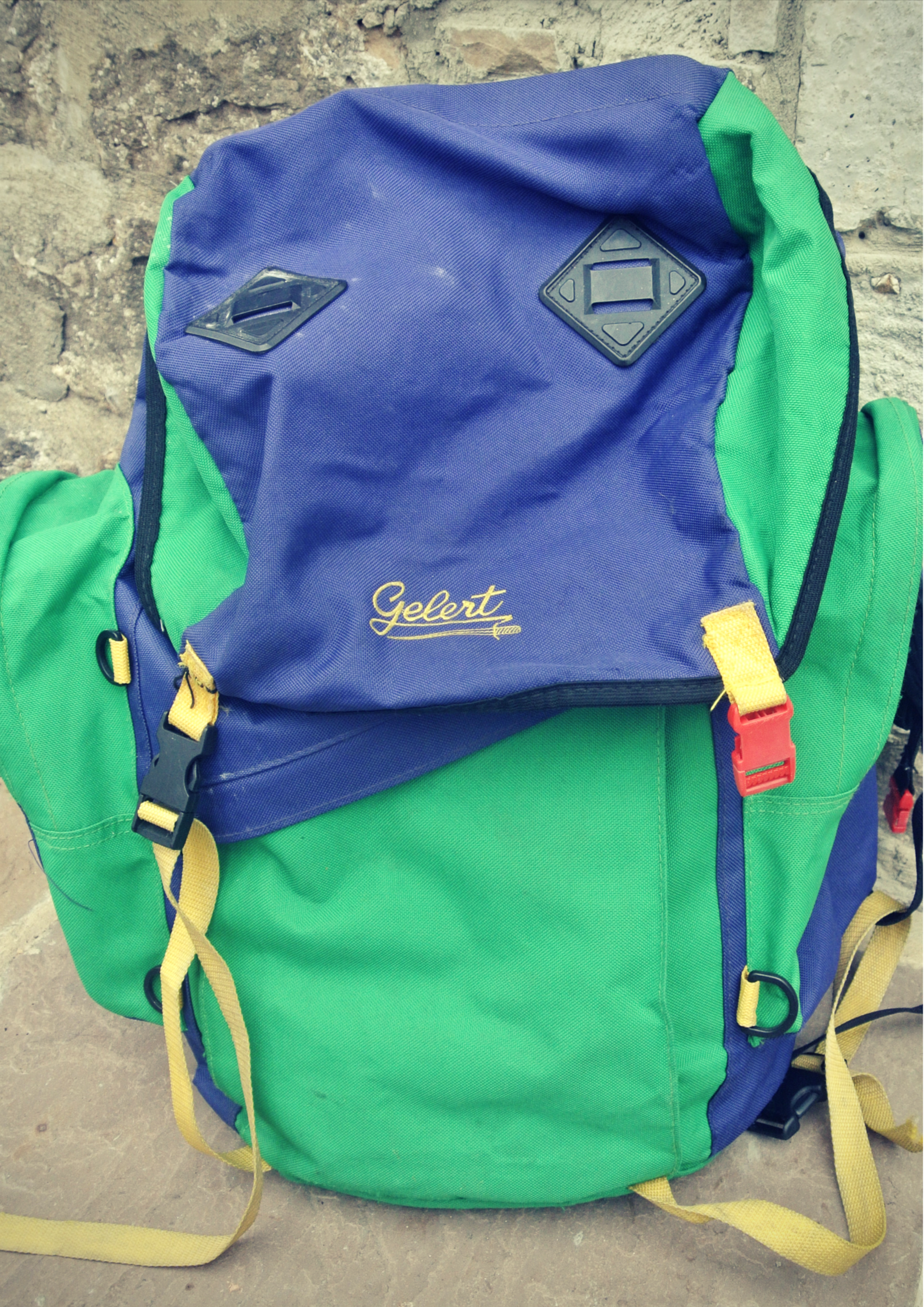 Backpack - 1 of the must-have items for backpacking in Colombia