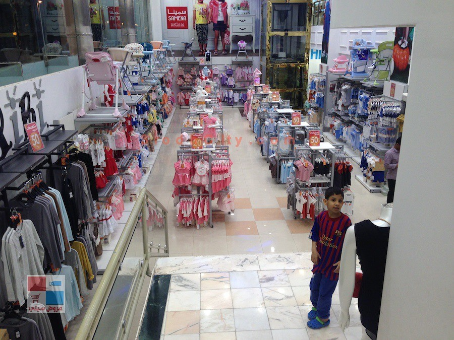 samena سمينا للملابس تنزيلات لغاية ٦٠٪ بجميع الفروع بالسعودية (تقرير مصور) mr0JwC.jpg
