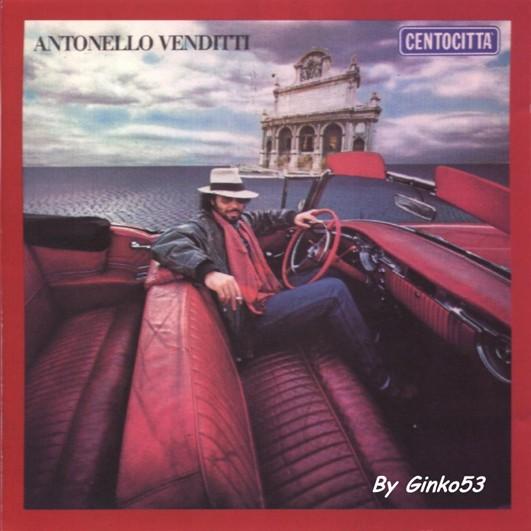 Antonello Venditti - Centocitta' (1987)
