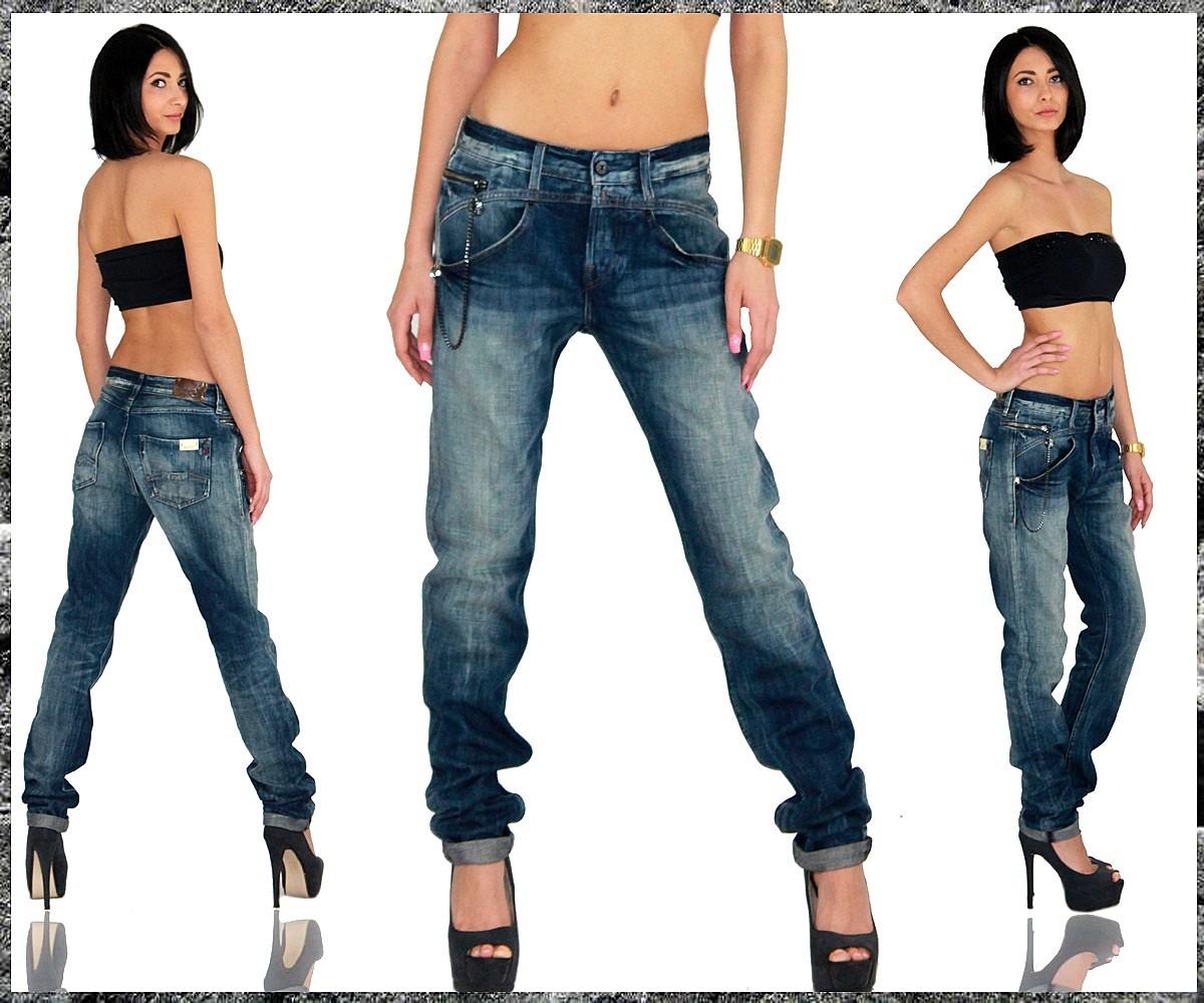 replay damen jeans hose boyfriend boyfit 623 ebay. Black Bedroom Furniture Sets. Home Design Ideas