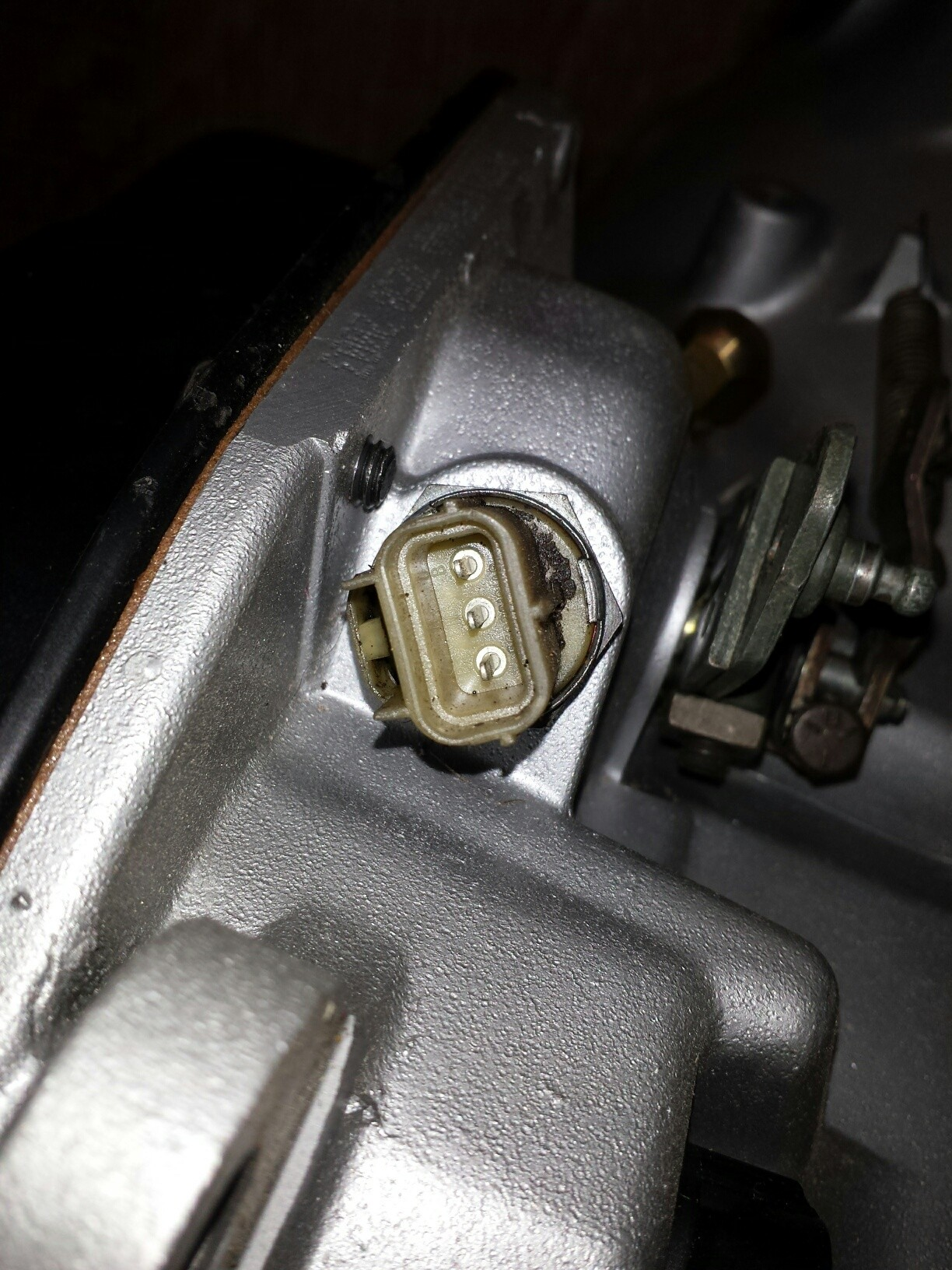 Neutral Safety Switch Clutch Dodge Diesel 4500 Ecm Wiring Diagram Trying To Wire Up My Backup Light And P N On A 545rfe 46rh Swap Is Mixture Of Years Can Anyone Identify What I Believe Be The