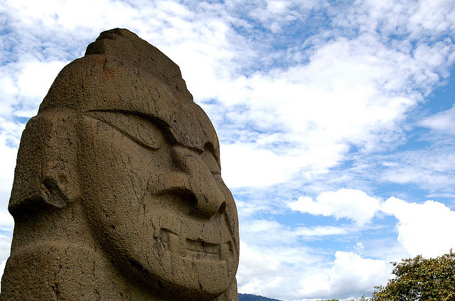 San Agustín Archeological Park, Colombia | Todd's Travels Travel Blog