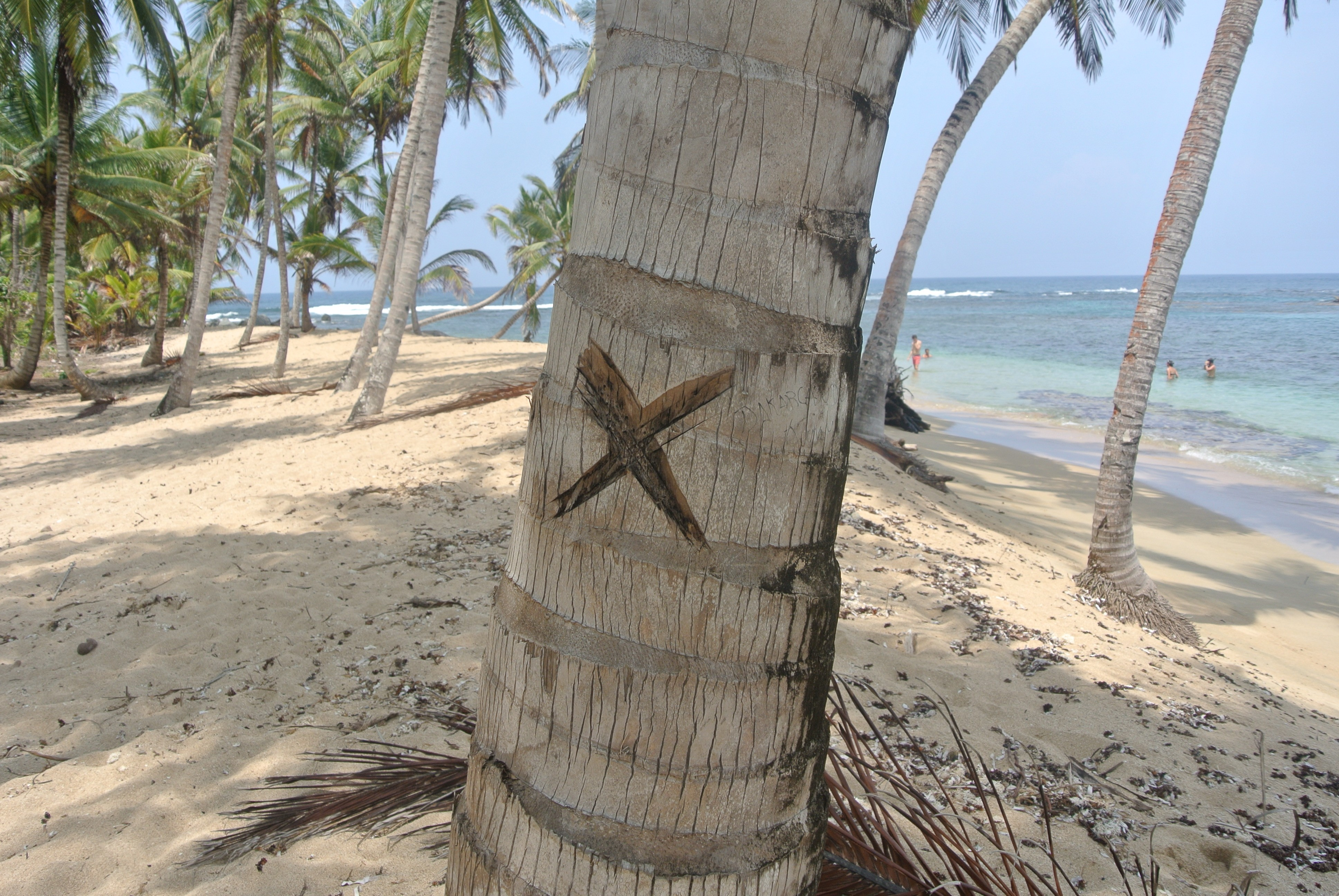 The Kuna Yala Islands in Panama have you feeling like you're a pirate especially when X marks the spot.