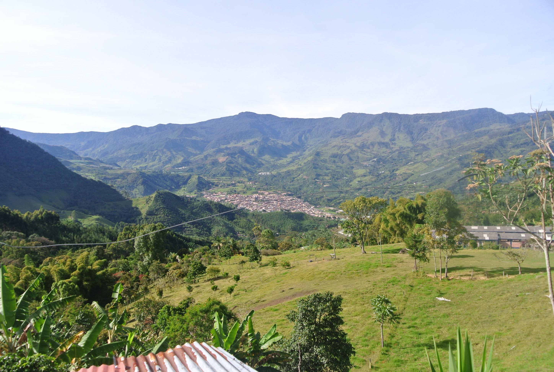 Otra vista de Jardín, Antioquia, Colombia