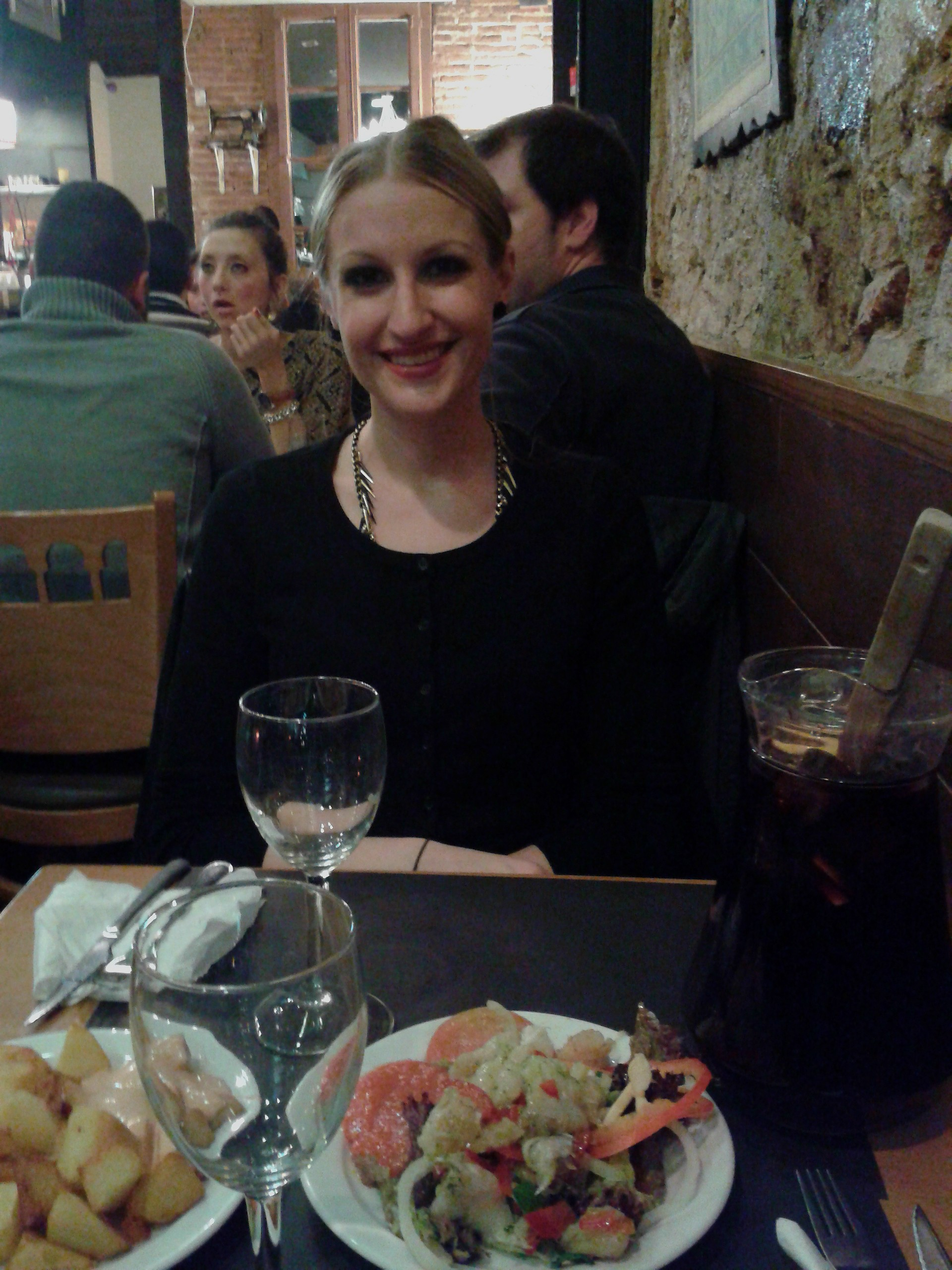 2014 Travel Review: Eating tapas Barcelona | Todd's Travels Travel Blog