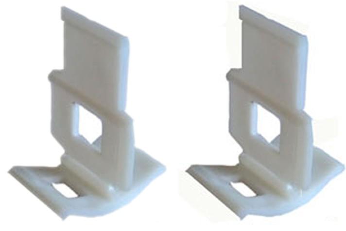 100 pezzi solo basi tiranti per distanziatori livellanti piastrelle sap 2 dielle ebay - Distanziatori livellanti per piastrelle ...