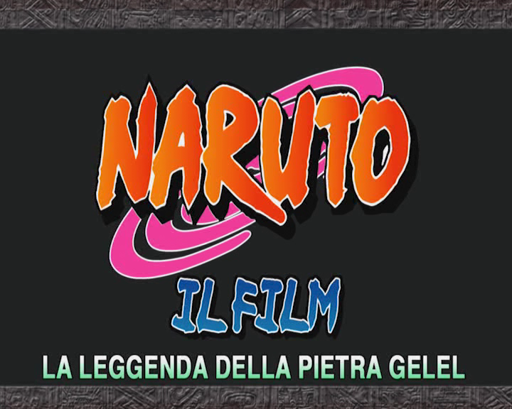 Naruto La Leggenda Della Pietra Gelel (2005) DVD9 Copia 1:1 ITA JAP - DDN