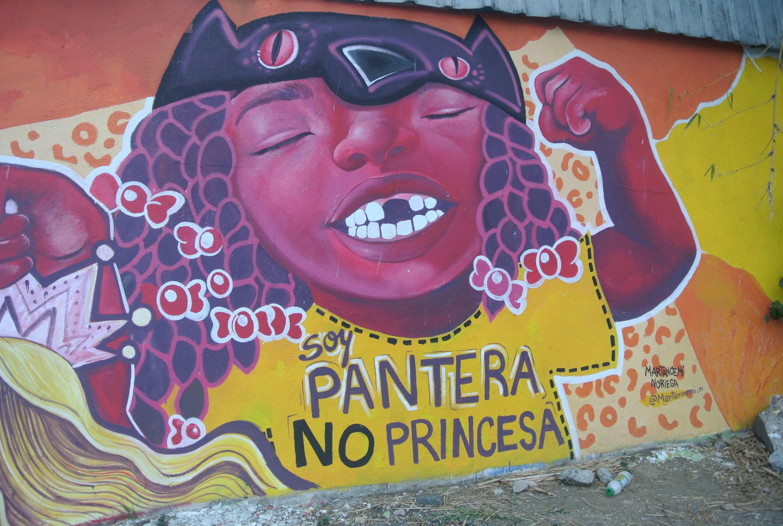 Panamá city street art