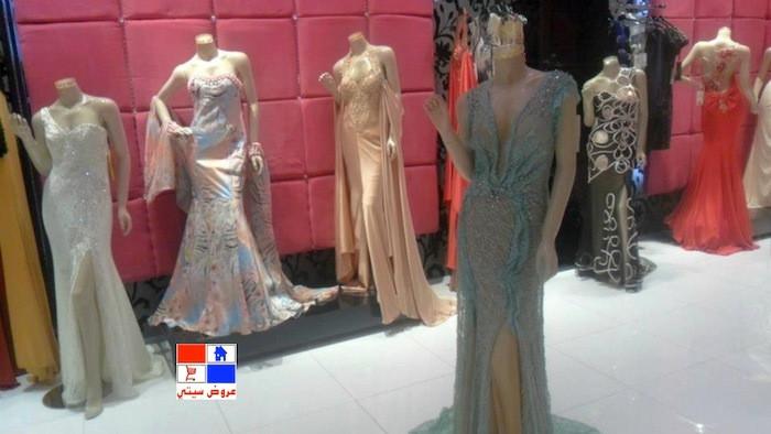 تم افتتاح ماسايا لفساتين السهرة في عزيز مول جدة - Massaya KAqVIT.jpg