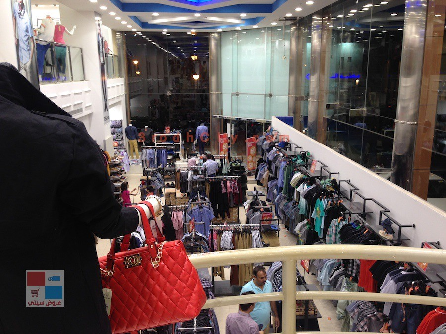 samena سمينا للملابس تنزيلات لغاية ٦٠٪ بجميع الفروع بالسعودية (تقرير مصور) qKUecZ.jpg