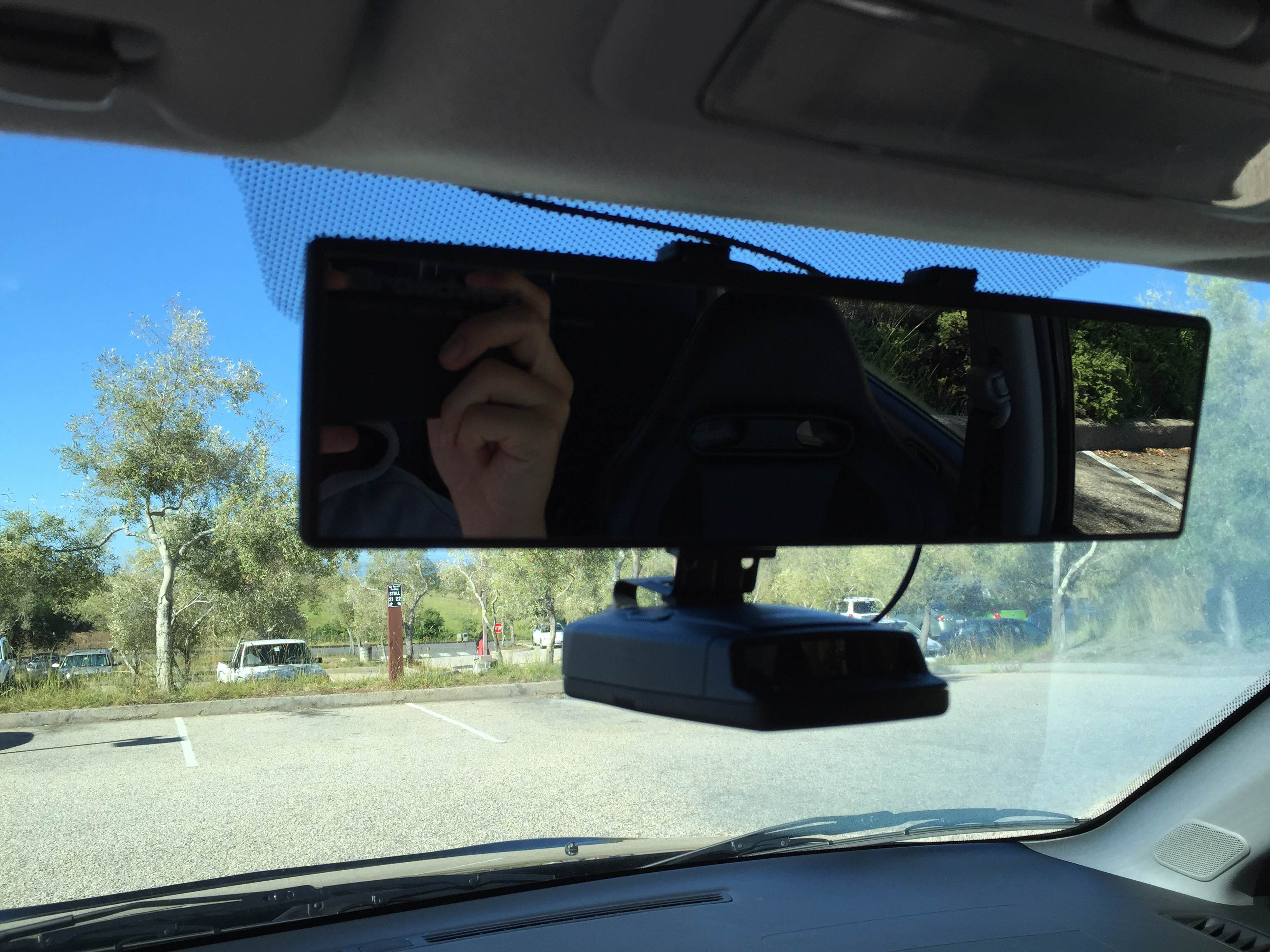 HOW TO Hardwire Radar Detector Mirror Mount – Evo 8 Panel Interior Fuse Box Location