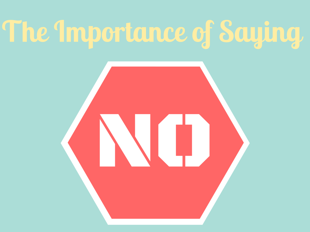 Turns out being a yes person isn't all it's cracked out to be - The Importance of Saying No | Todd's Travels Travel Blog