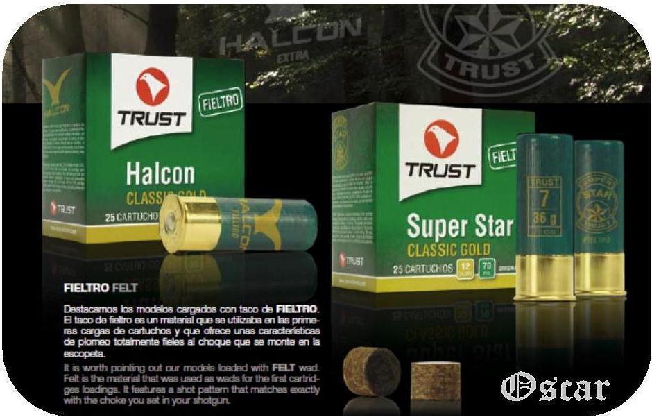 TRUST HALCON FIELTRO