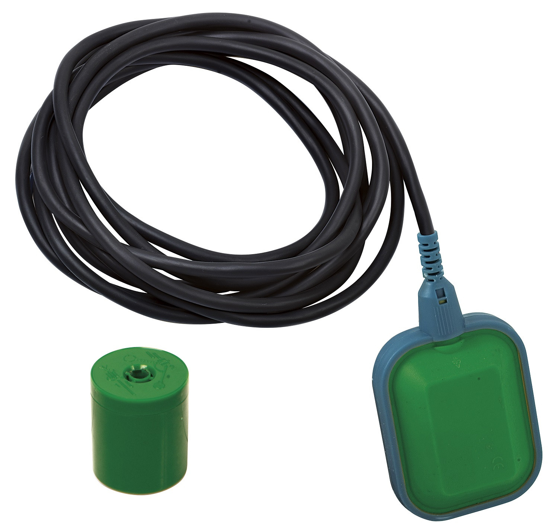 flotteur interrupteur pour pompe a eau cable de 10m ebay. Black Bedroom Furniture Sets. Home Design Ideas