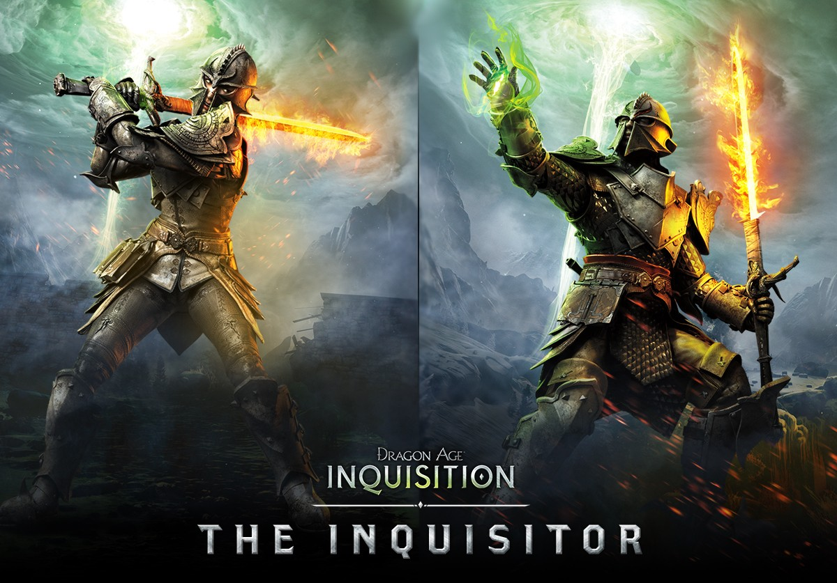Dragon Age Inquisition Character Poster Dragon Age Inquisition – Lots