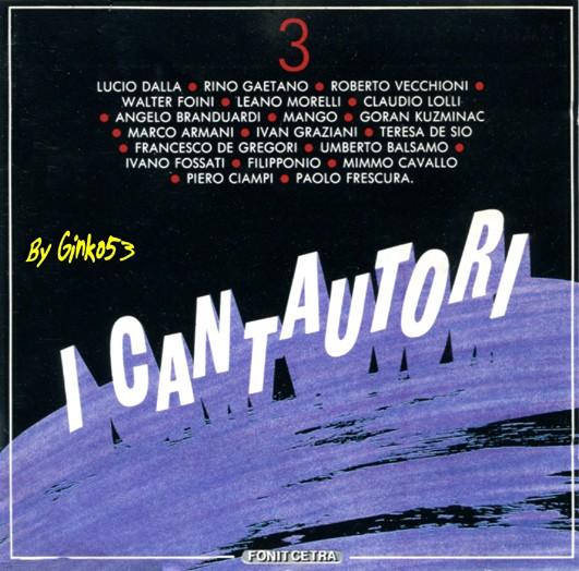 VA - I Cantautori #3 (1990)