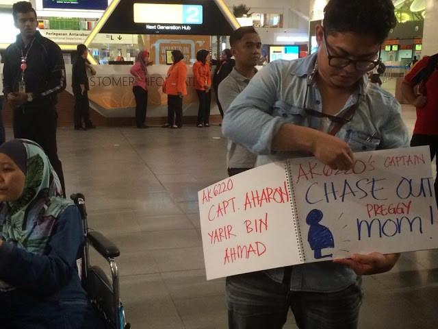 Ibu Mengandung | Di Halau | Mas Vs Air Asia | Shaklee | Sg. Buloh | Setiawangsa