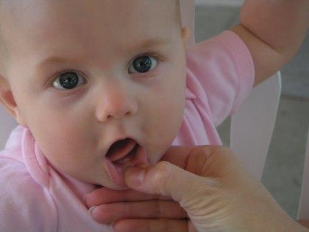 teething advice