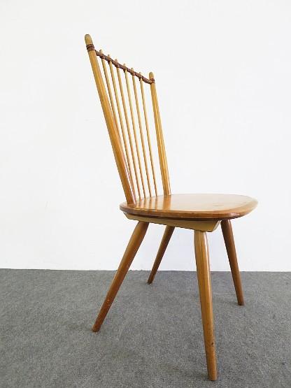 50er jahre stuhl design albert haberer mid century modern for Design stuhl draht