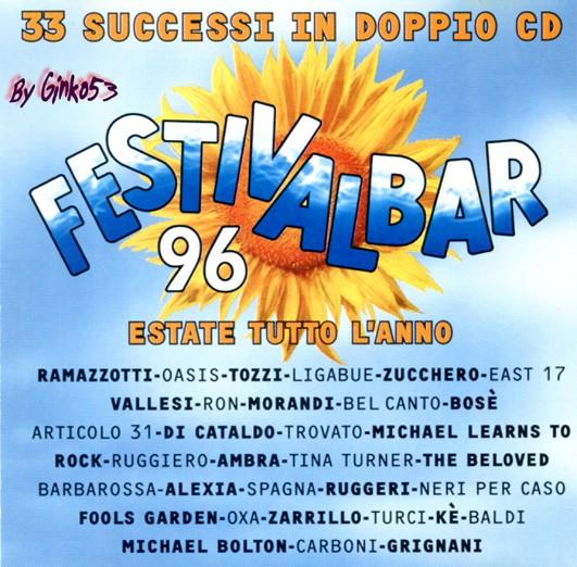 VA - Festivalbar '96 (1996)