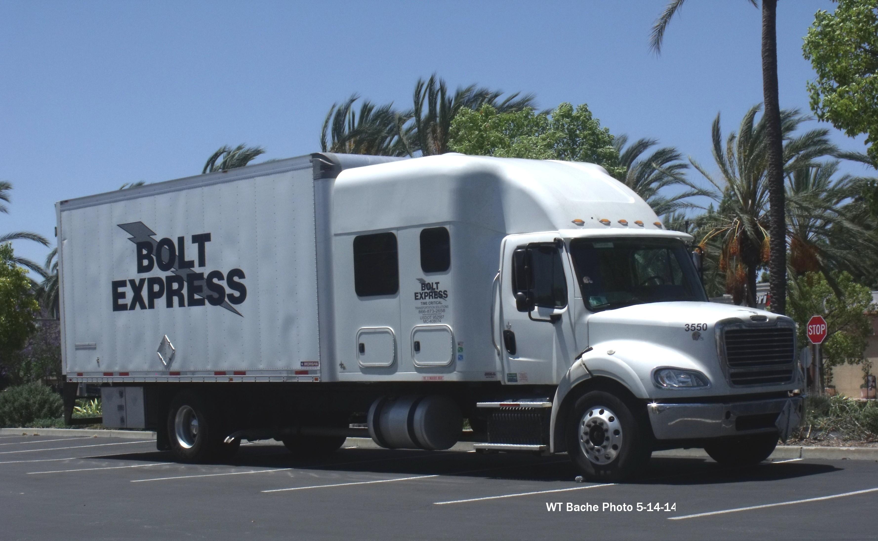 Bolt Express LLC