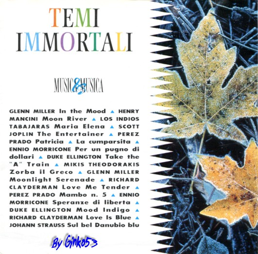 VA - Temi Immortali (1992)