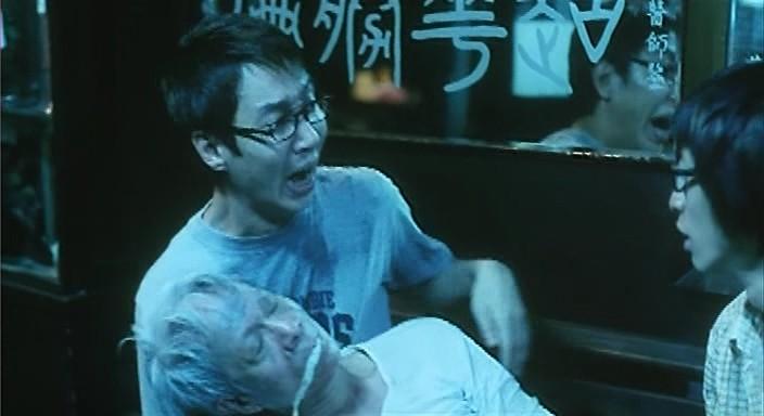 qisjp Man Kei Chin   Shou xing xin ren lei aka Naked Poison (2000)