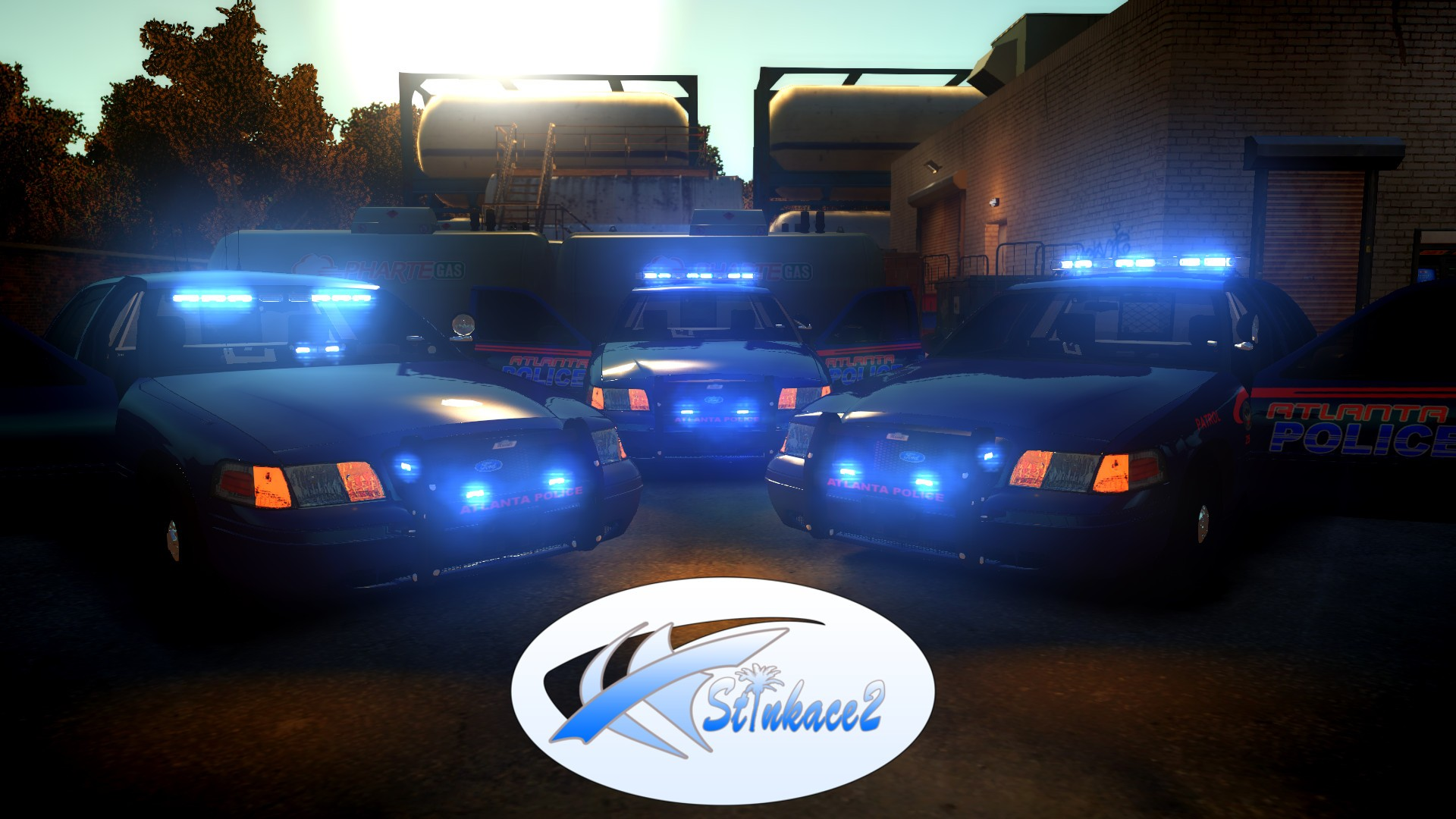 atlanta police cv pack - gta iv galleries