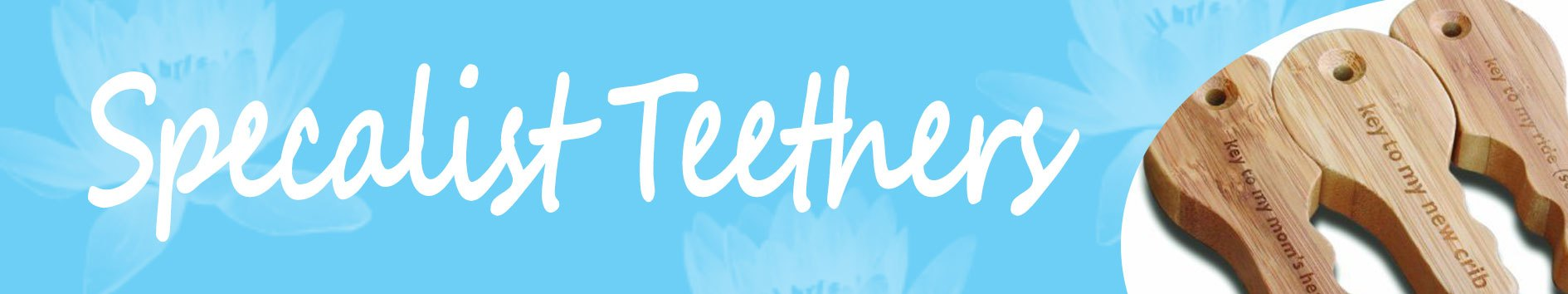 buy wooden and organic baby teethers