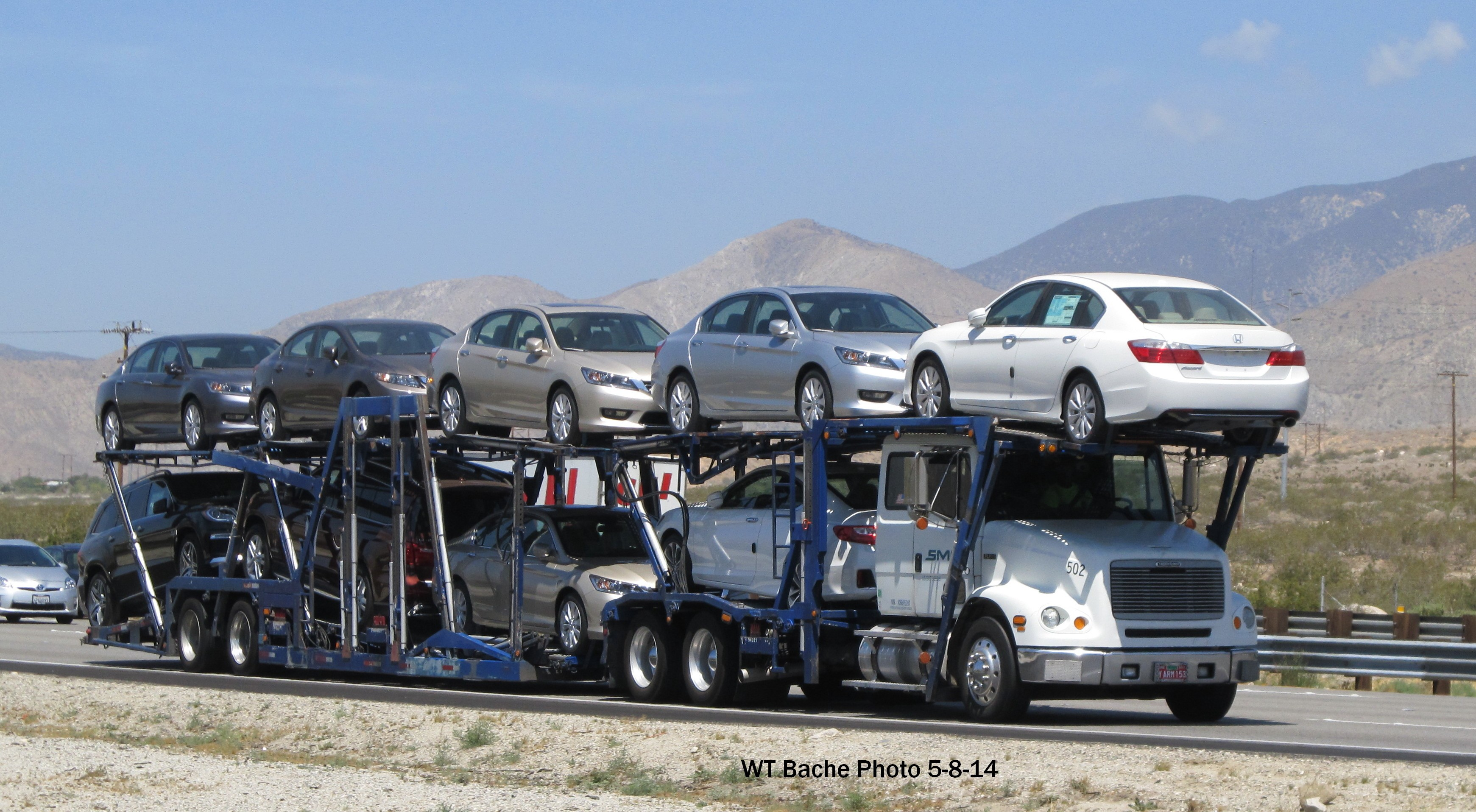 Sierra Mountain Express--2pak