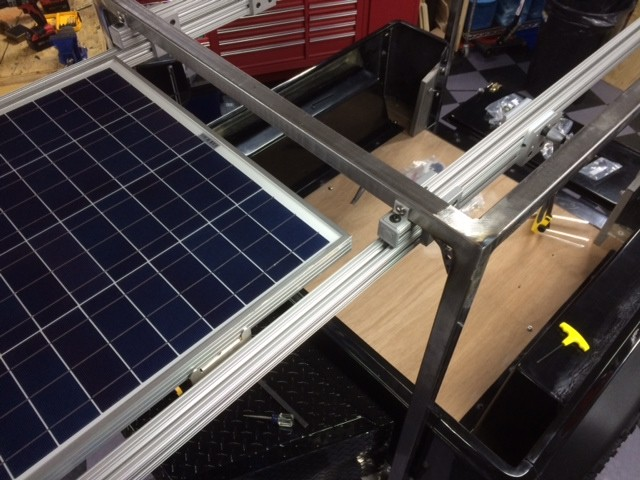 Anyone Have Pix Of How They Mounted Solar Panels