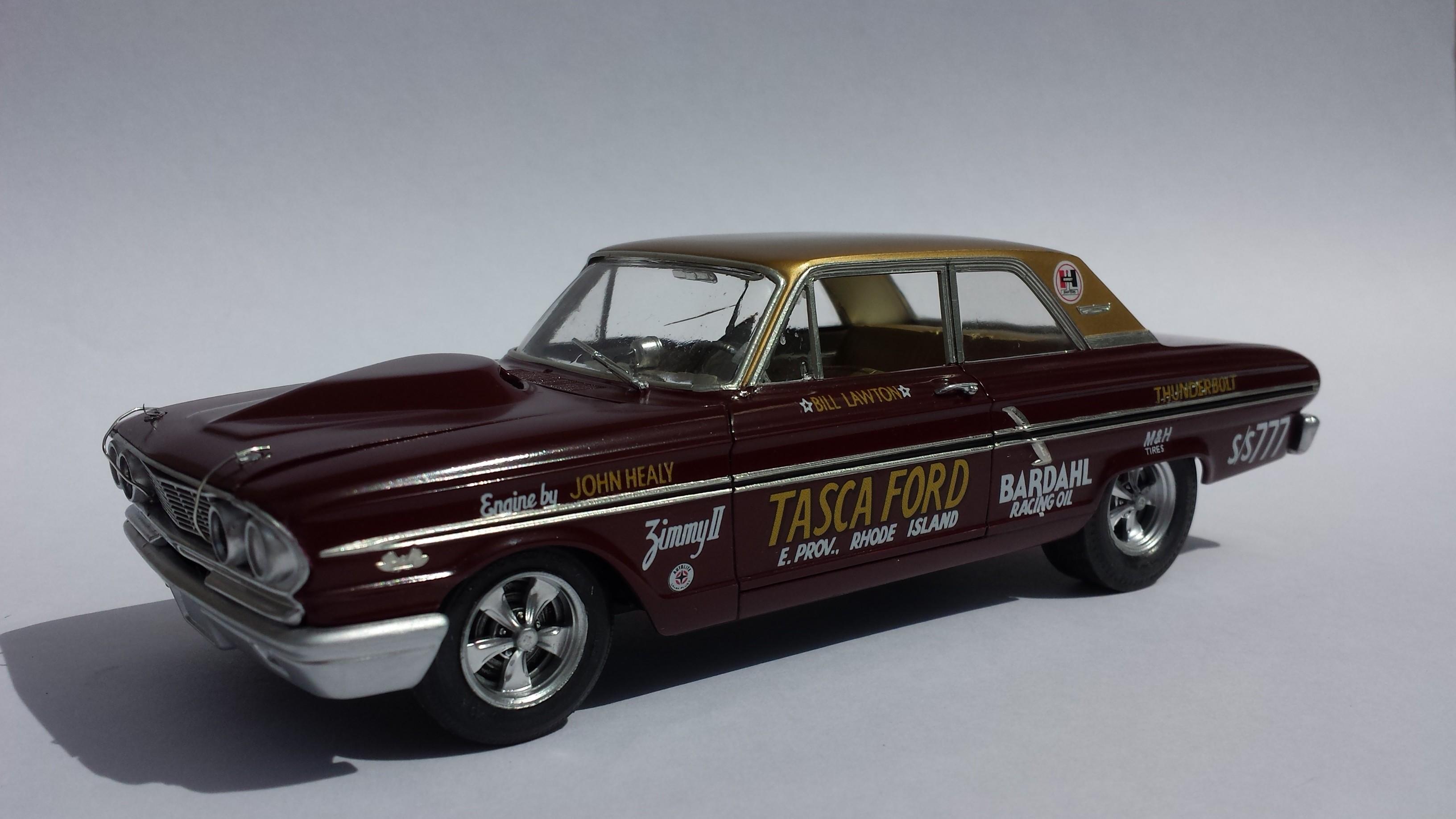 64 Ford Fairlane Thunderbolt