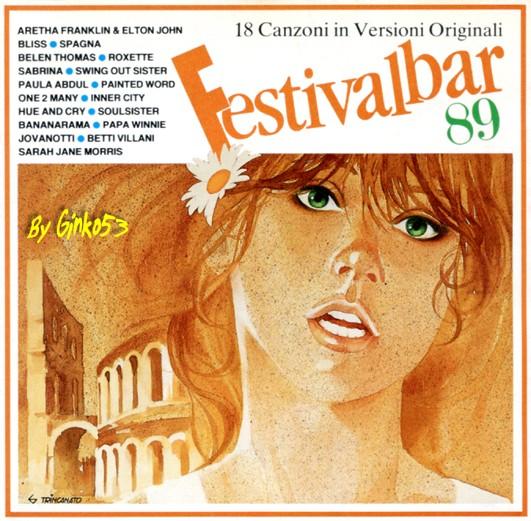 VA - Festivalbar '89 (1989)
