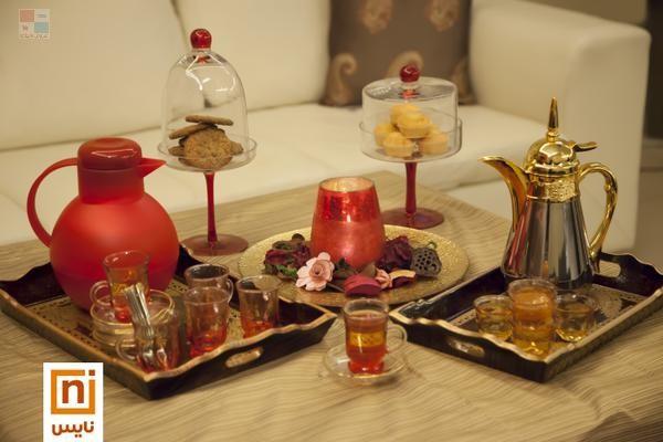 أكبر تشكيلة للشاي والقهوة لضيافة متألقة لدى معارض نايس HLALhl.jpg