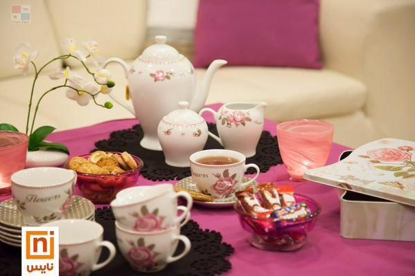أكبر تشكيلة للشاي والقهوة لضيافة متألقة لدى معارض نايس wC3mnv.jpg