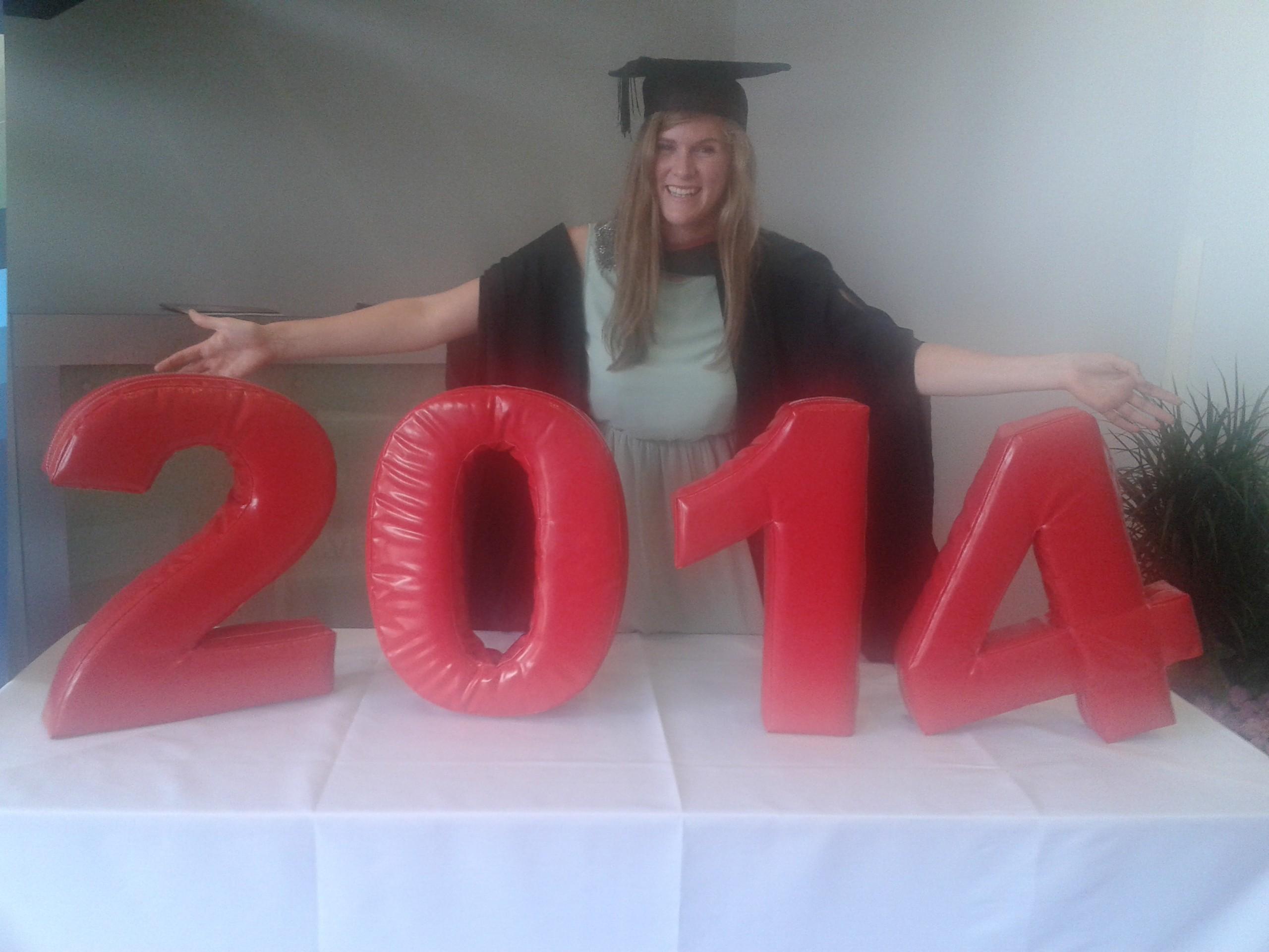 Graduation 2014, Nottingham | Todd's Travels Travel Blog
