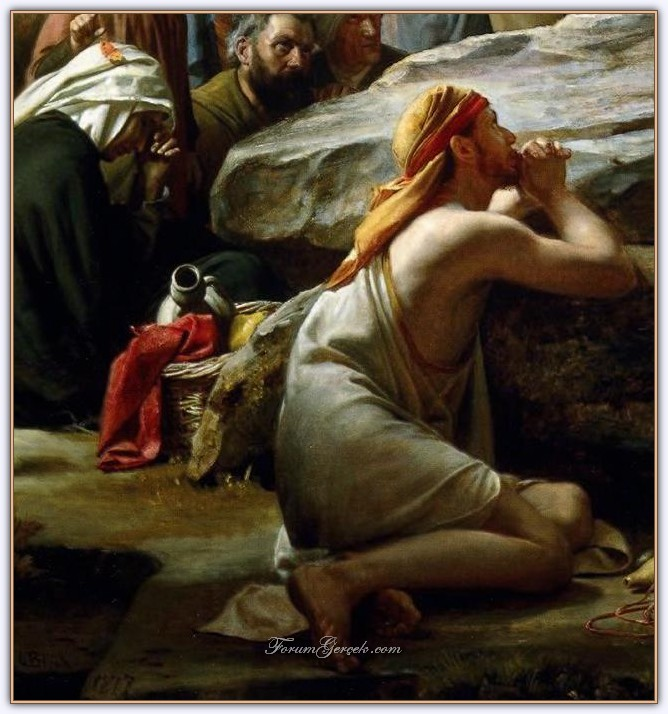 an analysis of the healing at the pool of bethesda a good and effective mural by carl heinrich bloch Nathan greene - at the pool of bethesda studio canvas giclee - view nathan greene art gallery  the burial of christ by carl heinrich bloch painting analysis, large resolution images, user comments, slideshow and much more  the good samaritan fine art print see more from fine art america.
