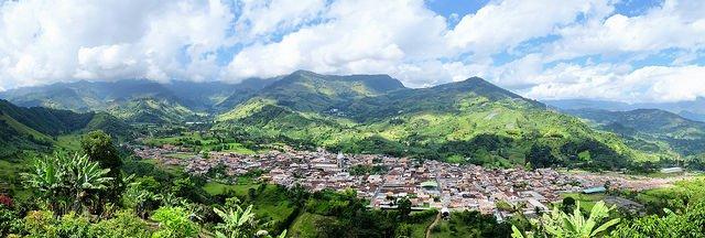 Jardín, Antioquia, Colombia | Todd's Travels Travel Blog