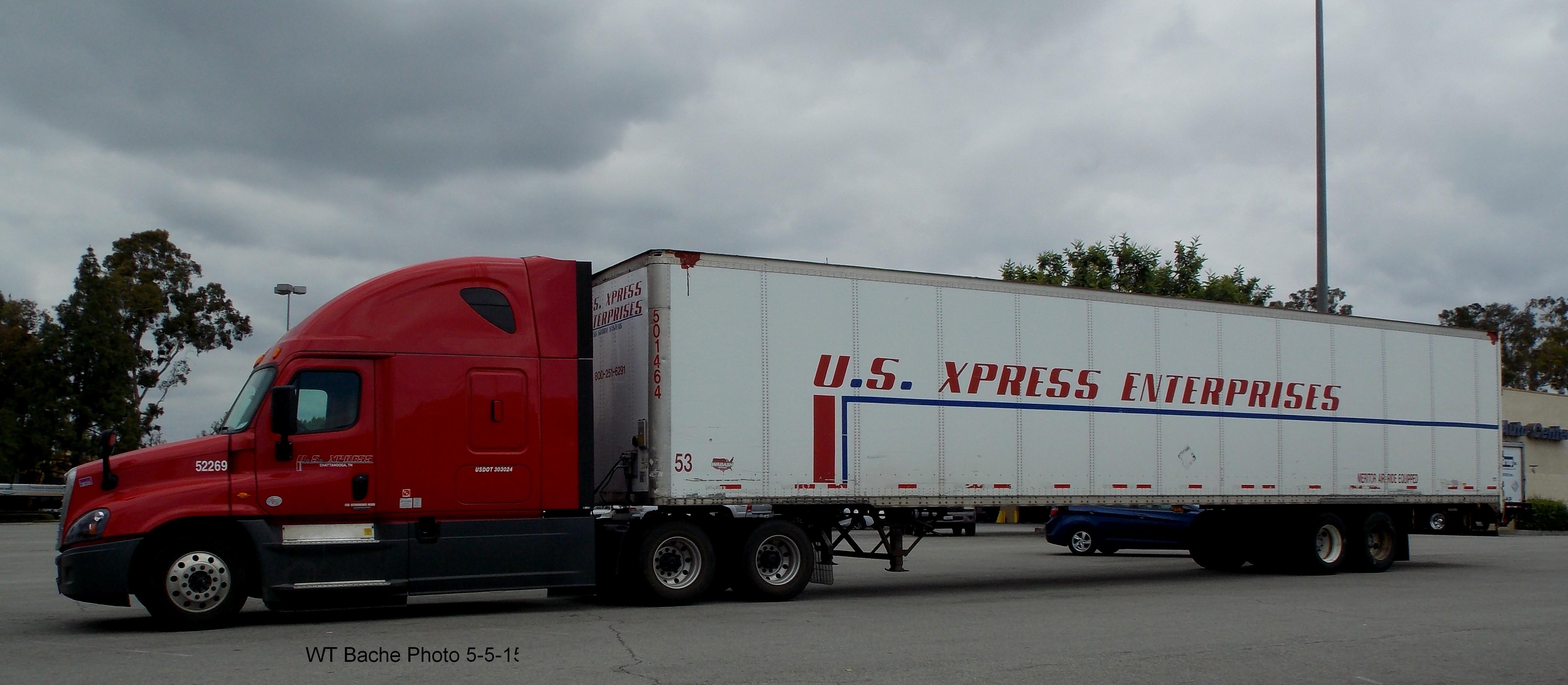 U.S. Xpress Enterprises