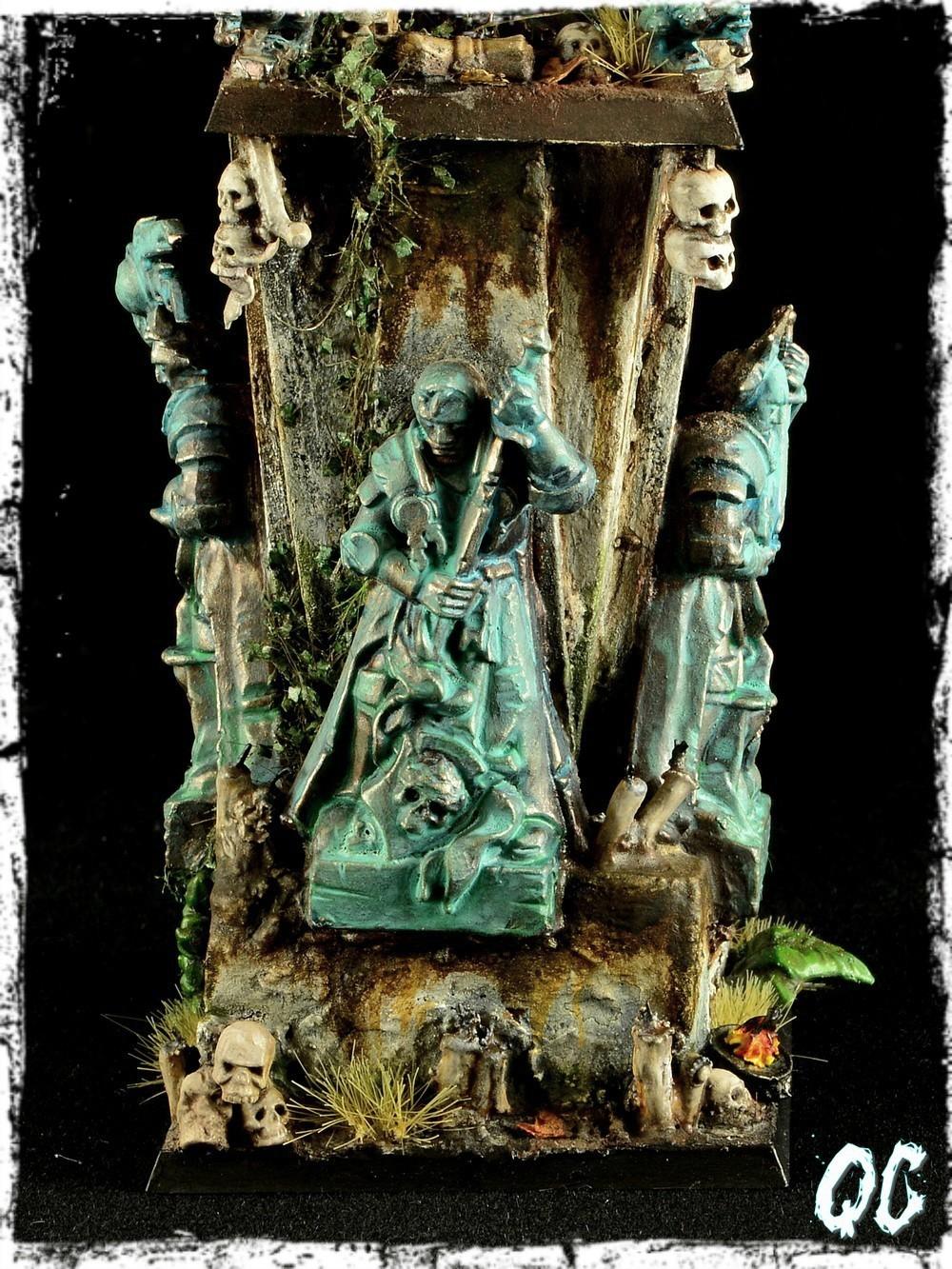 Quidam Corvus - Pomnik Magnusa Pobożnego