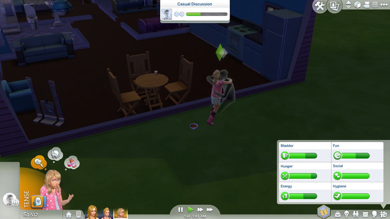 how to add a sim to your household sims 4