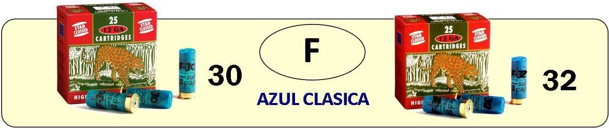SERIE F AZUL CLASICA