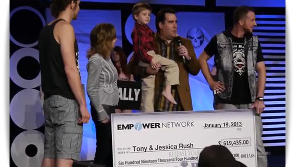 Tony Rush Empower Network