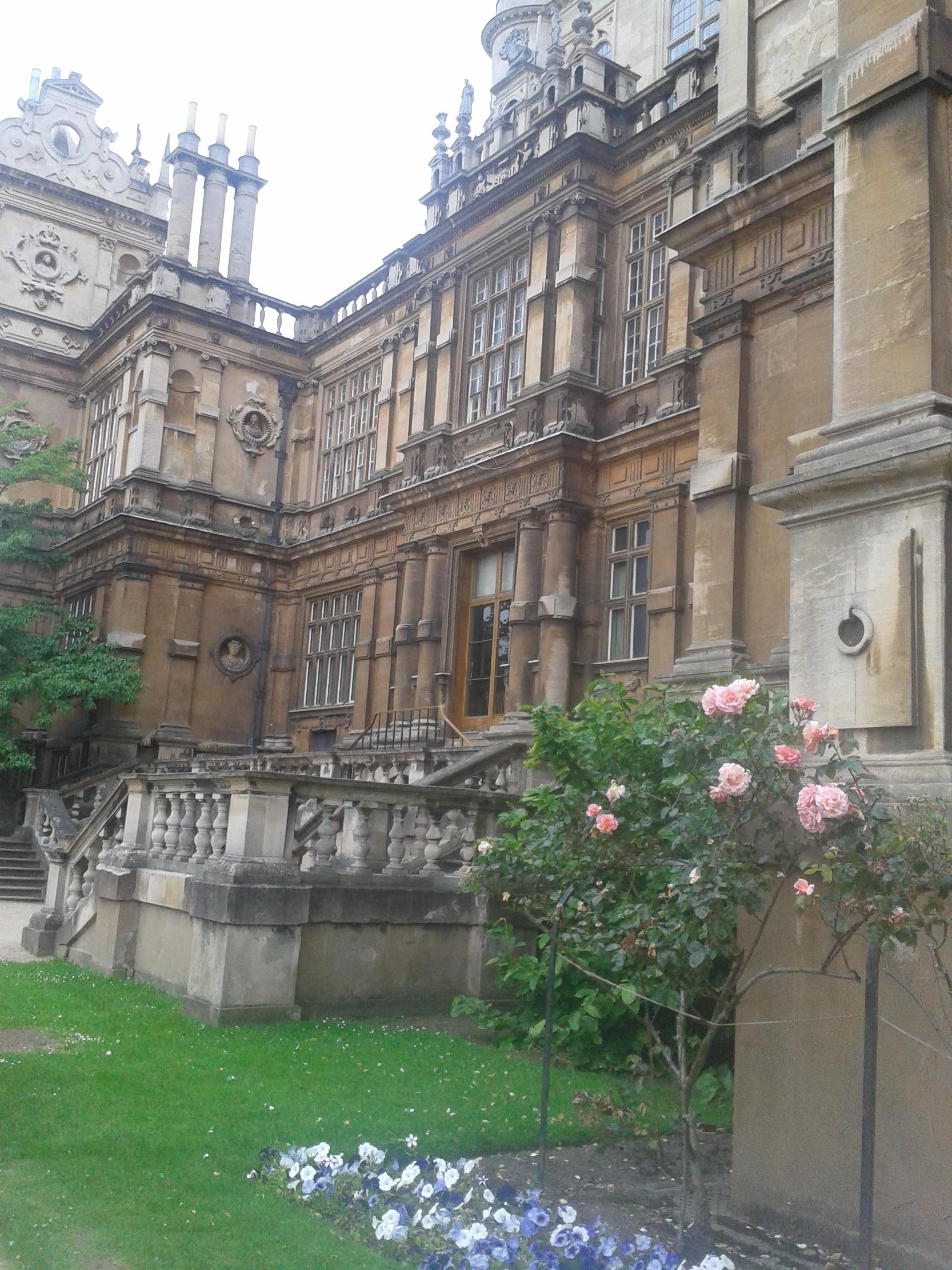 Wollaton Hall, Nottingham | Todd's Travels Travel Blog