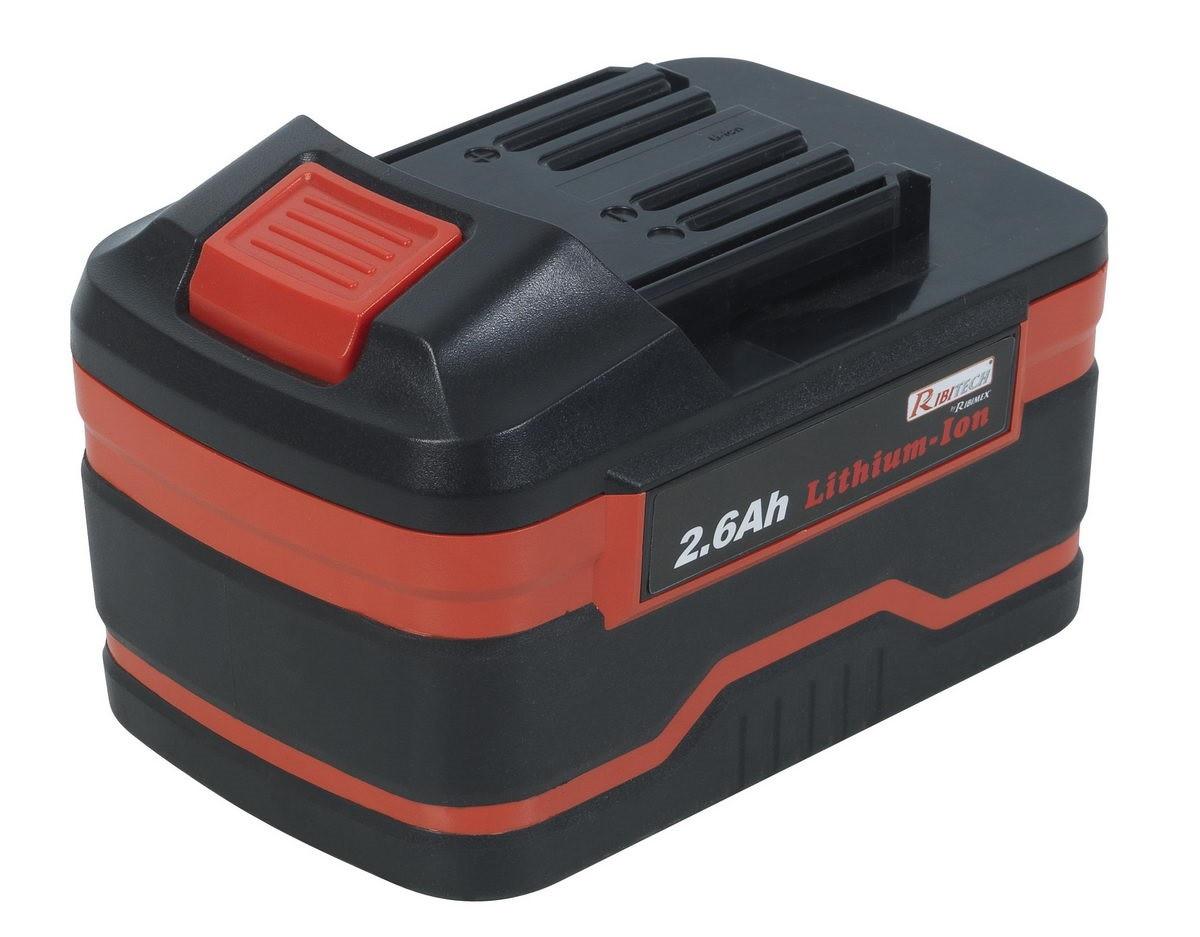 Cl choc sans fil sur batterie li ion 18v 2600mah 4 douilles 17 19 21 23mm - Cle a choc batterie ...